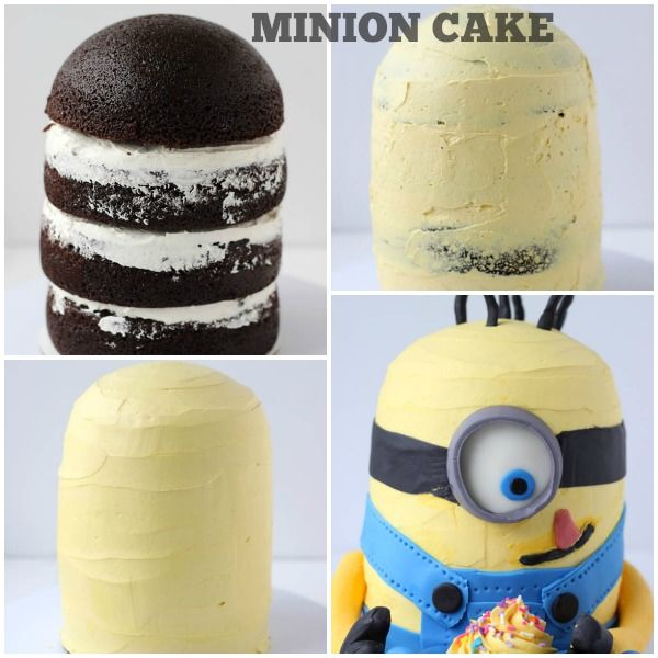 How To Make A Minion Cake Pictures, Photos, and Images for Facebook ...