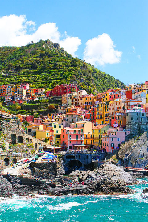 Manarola Italy Pictures Photos And Images For Facebook