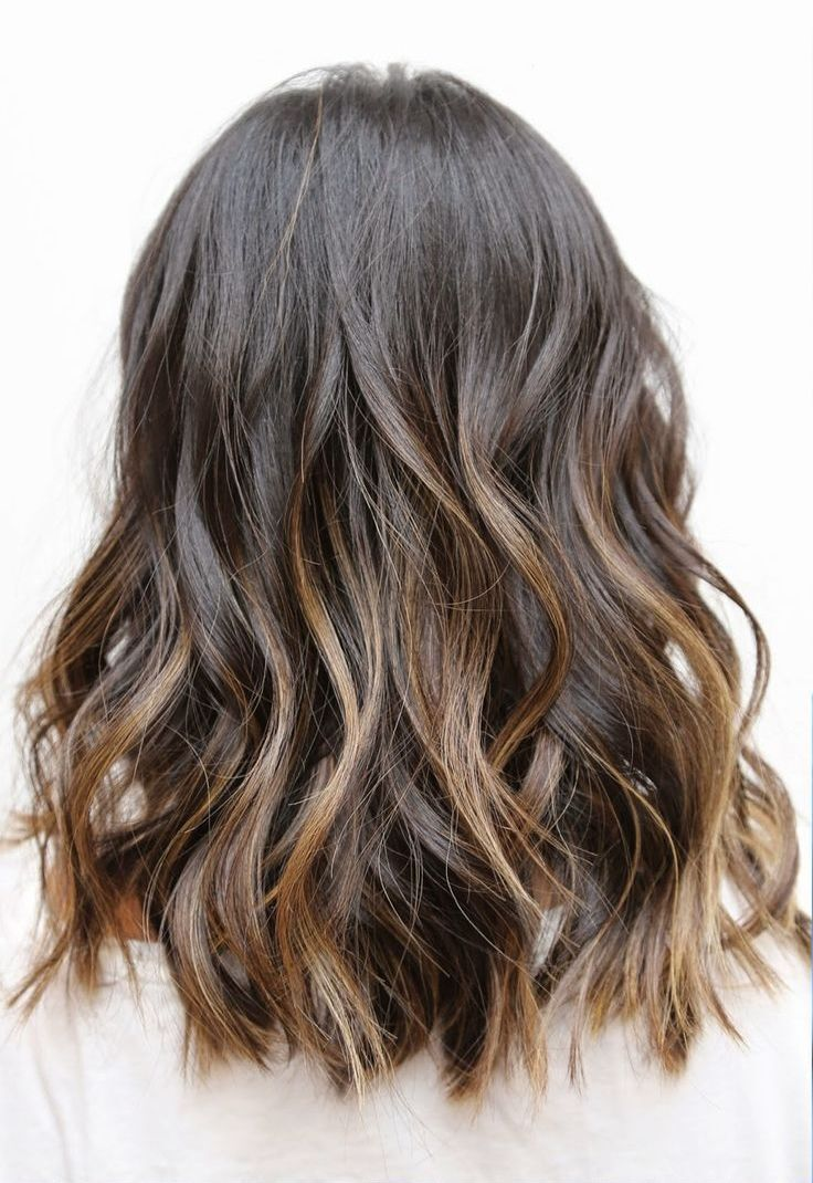 Enjoyable Ombre Wavy Hairstyle Pictures Photos And Images For Facebook Short Hairstyles For Black Women Fulllsitofus