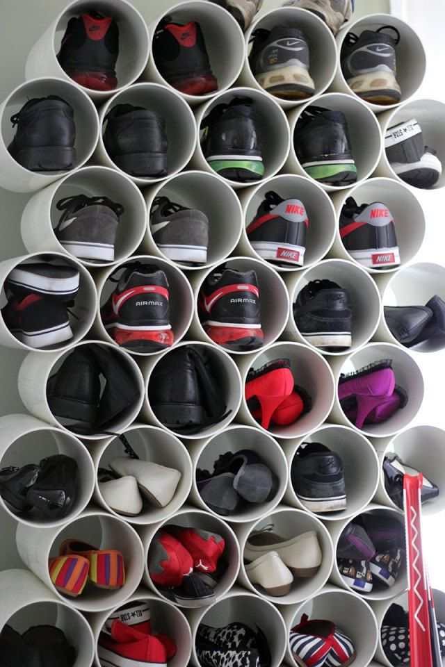 Shoe Rack For Closet Storage
