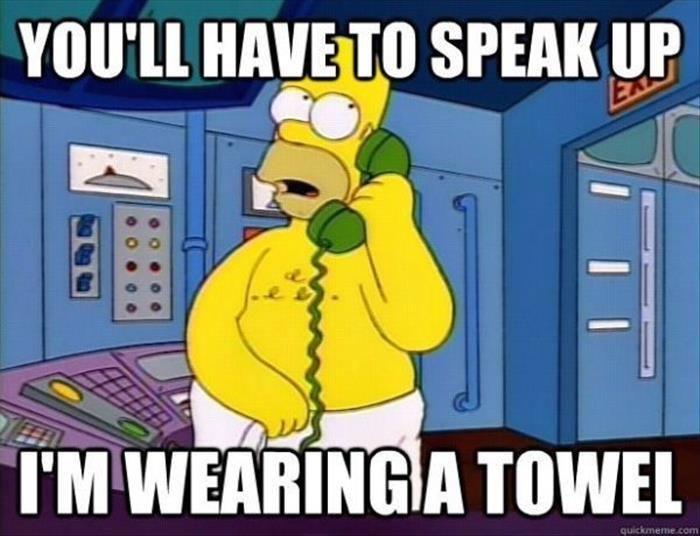 when you speak up