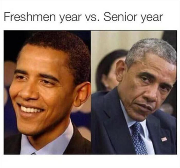 Freshman Year Vs Senior Pictures Photos And Images For