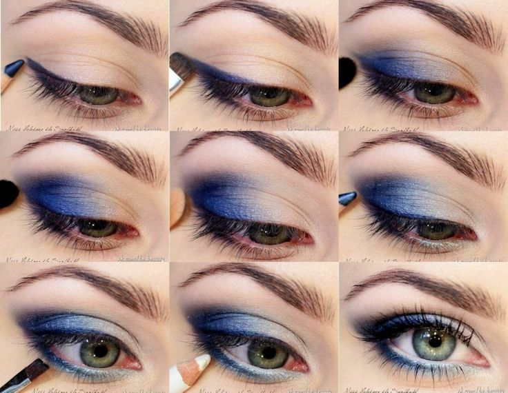 Eye Shadow Makeup Tutorial Pictures Photos And Images For Facebook