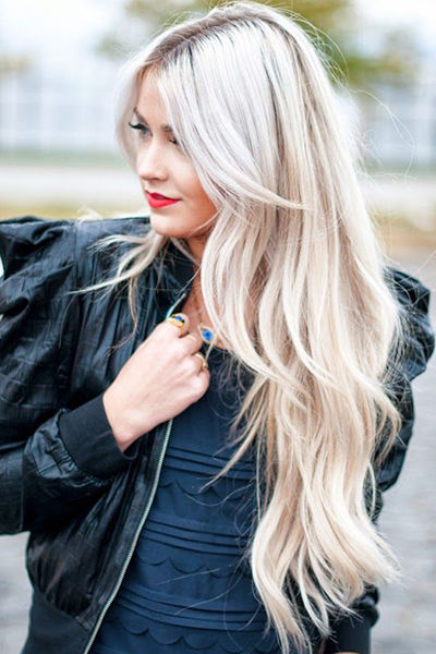 Blonde Long Layered Hair Pictures Photos And Images For
