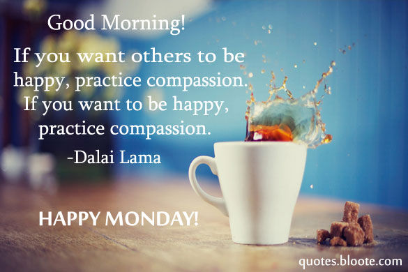 Good Morning Happy Monday Pictures, Photos, And Images For