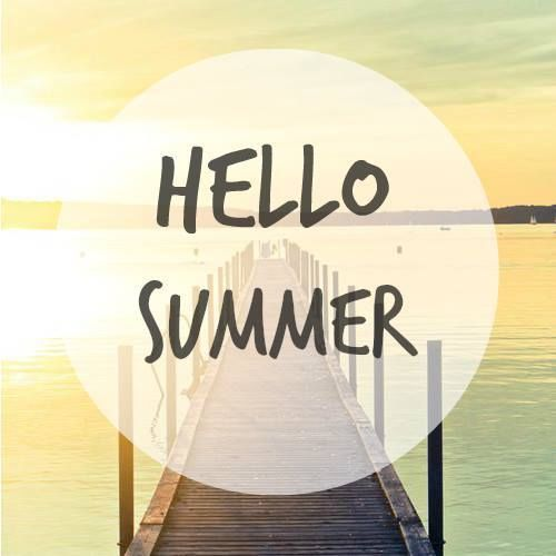 Hello Summer Pictures, Photos, And Images For Facebook, Tumblr, Pinterest,  An