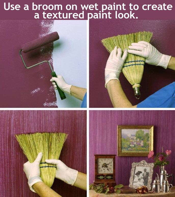 How To Get That Textured Paint Look Pictures Photos and Images for