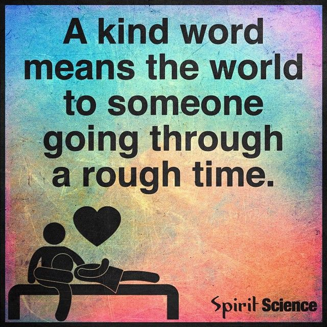 A Kind Word
