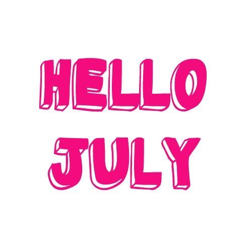 Attractive Hello July Pictures, Photos, And Images For Facebook, Tumblr, Pinterest, And