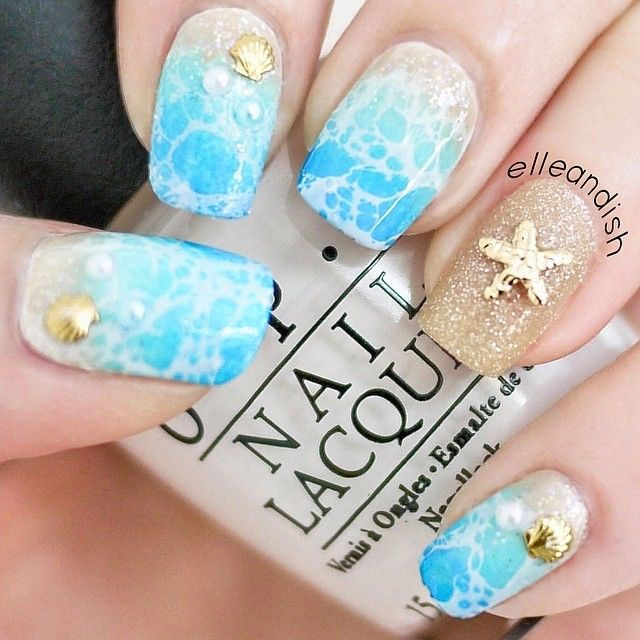 Tropical Nails Pictures Photos And Images For Facebook