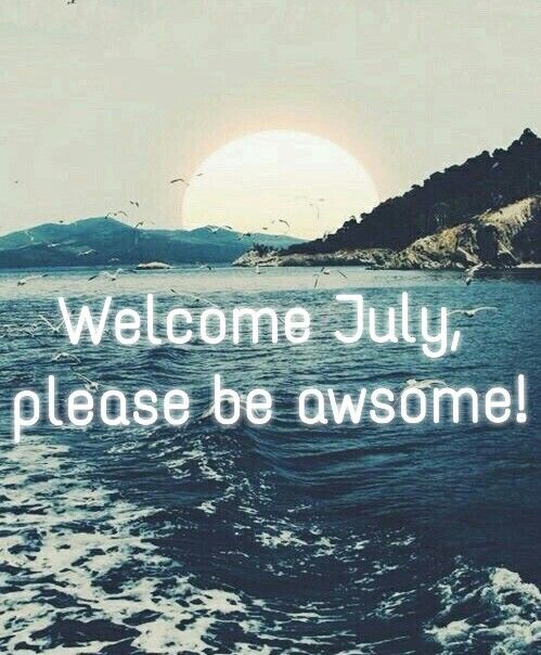 Welcome July Pictures, Photos, and Images for Facebook