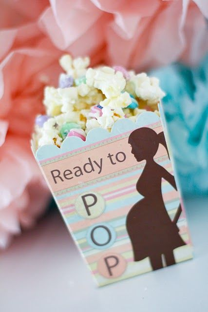 ready to pop popcorn for any baby shower pictures photos and images
