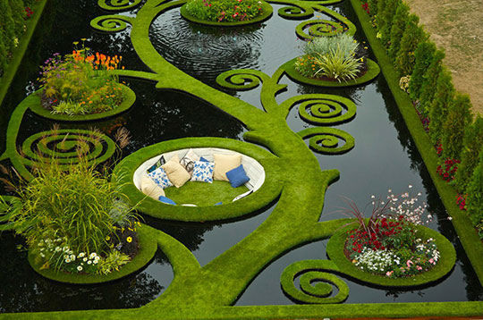The Most Amazing Garden In The World Pictures Photos And