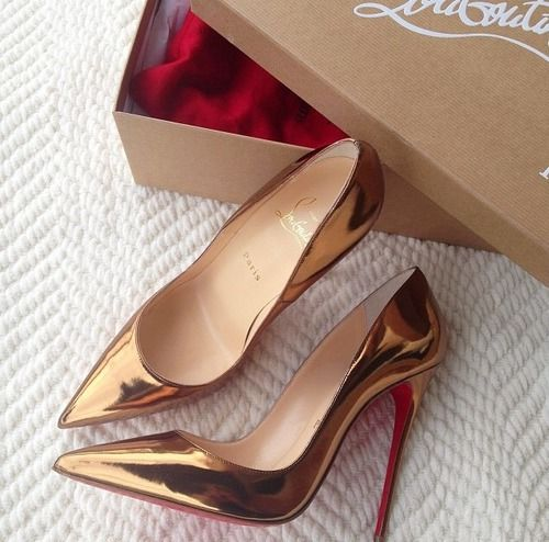 Gold Red Bottoms Pictures, Photos, And Images For Facebook