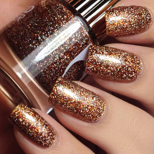 Copper Glittery Nails Pictures Photos And Images For Facebook Tumblr Pinterest And Twitter