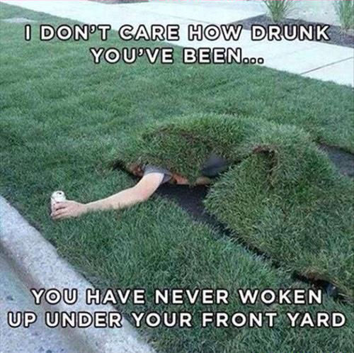 Waking Up Under Your Front Yard Pictures Photos And