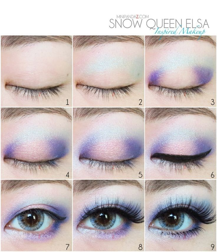 pink blue and purple eye makeup makeup vidalondon