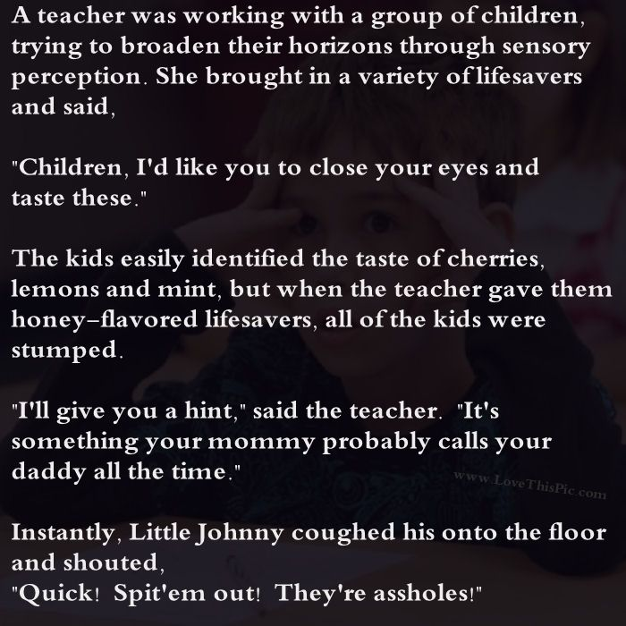student and teacher relationship stories funny
