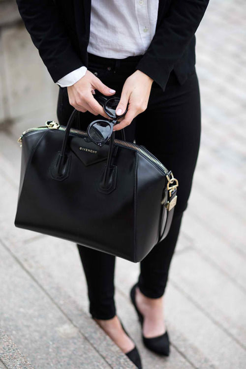 Black Givenchy Bag Pictures Photos And Images For