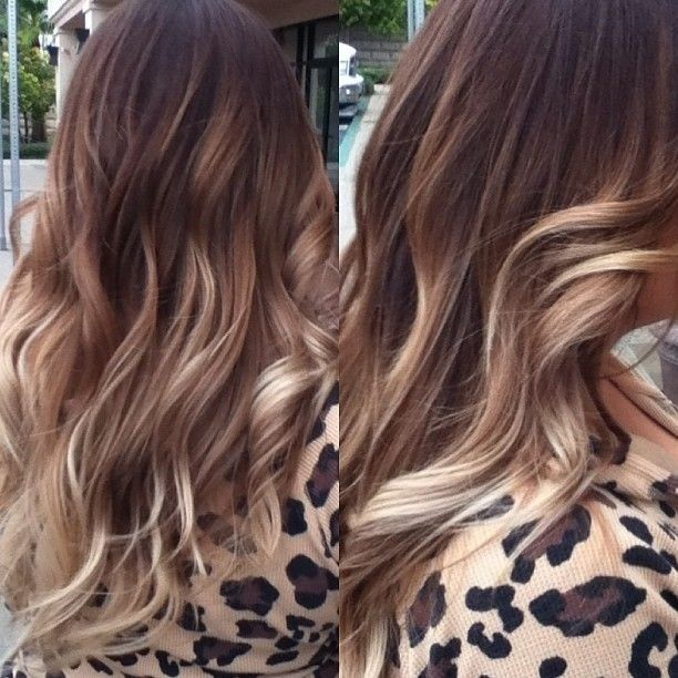 Beautiful Brown Ombre Hairstyle Pictures, Photos, and Images for ...