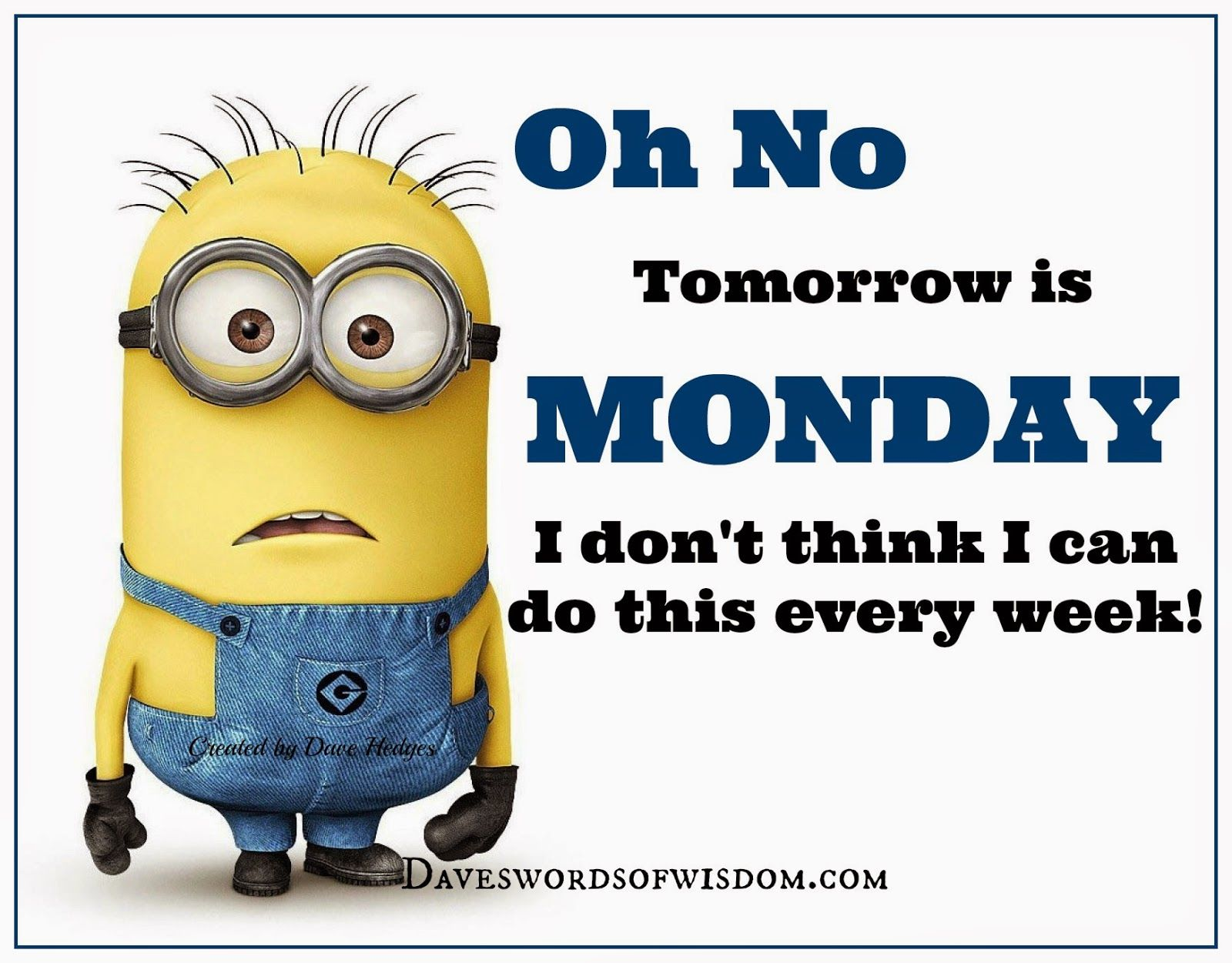 oh no tomorrows is monday pictures photos and images for