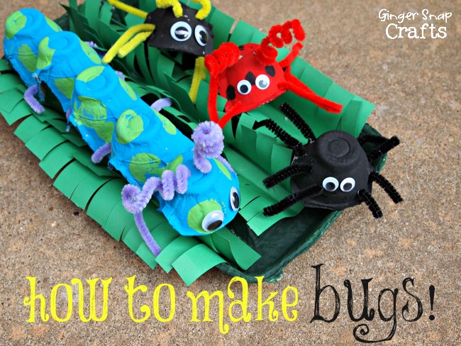 Egg Carton Bugs Pictures Photos And Images For Facebook