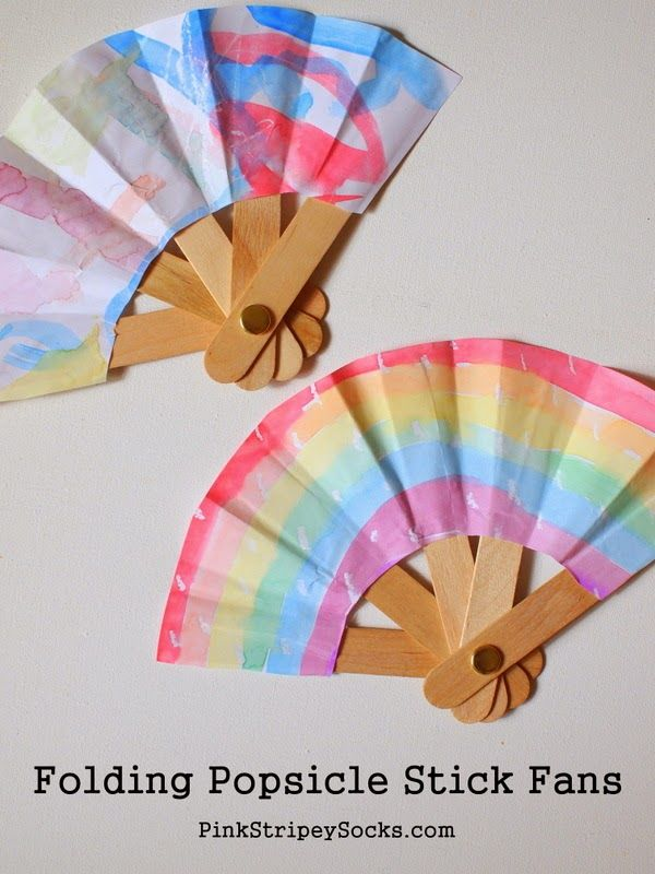 folding popsicle stick fans pictures photos and images