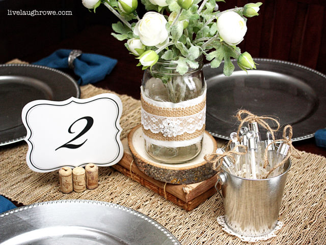 Vintage Wedding Tablescape Pictures, Photos, and Images for ...