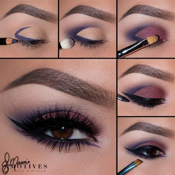 Smokey Cat Eye Makeup Tutorial Pictures Photos And Images For