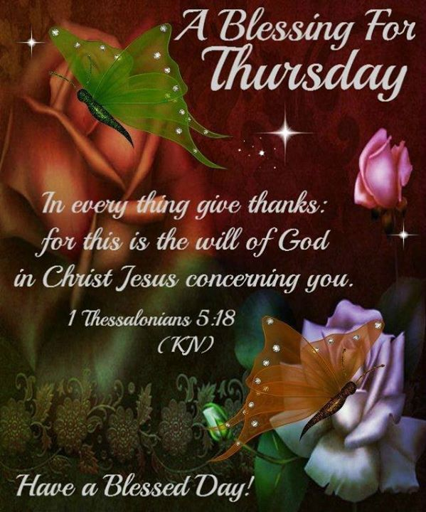 A Blessing For Thursday Pictures Photos And Images For