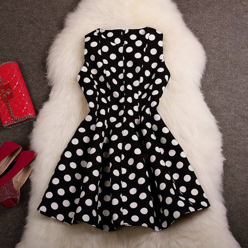 024965a905 Polka Dot Dress Pictures