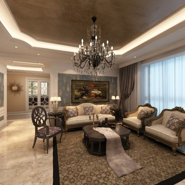 Elegant Decoration Ideas For Living Room Pictures Photos And Images For Fac