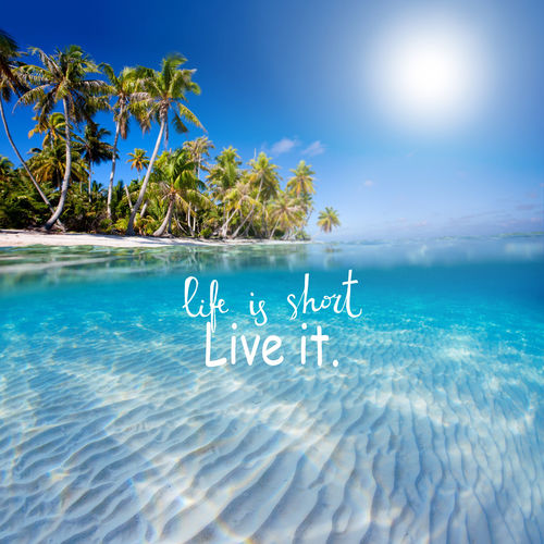 Life Is Short Live It Pictures Photos And Images For
