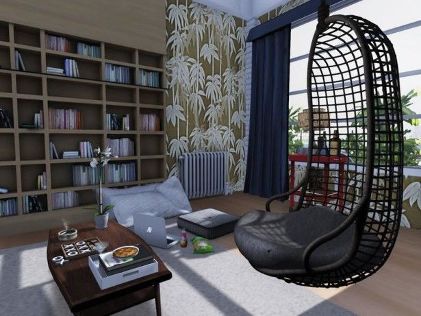 Hanging Wicker Chairs For Bedroom