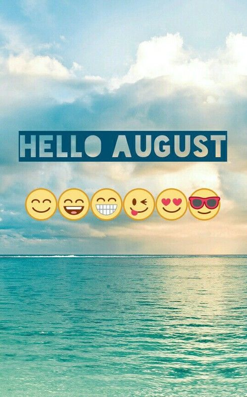 Bing Com Hello World: Hello August Pictures, Photos, And Images For Facebook