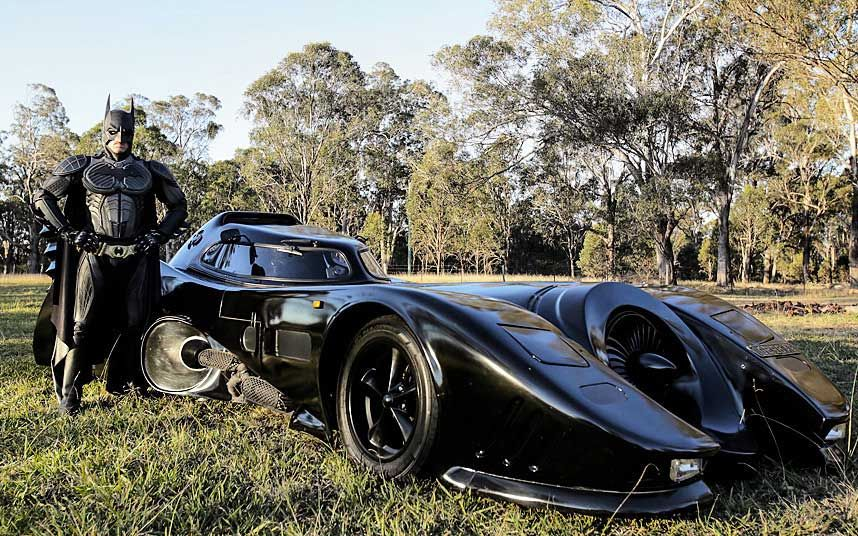 the michael keaton batmobile pictures photos and images