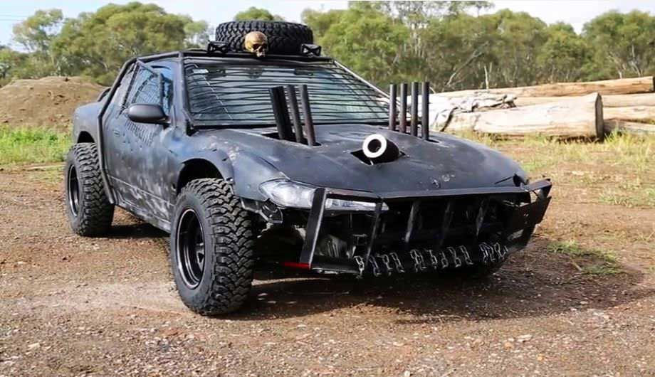 2015 mad max fury road apocalyptic fury road vehicle pictures photos and images for facebook. Black Bedroom Furniture Sets. Home Design Ideas