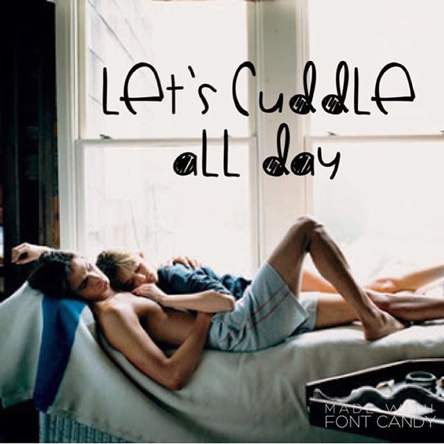 I Would Cuddle With You: Lets Cuddle All Day Pictures, Photos, And Images For
