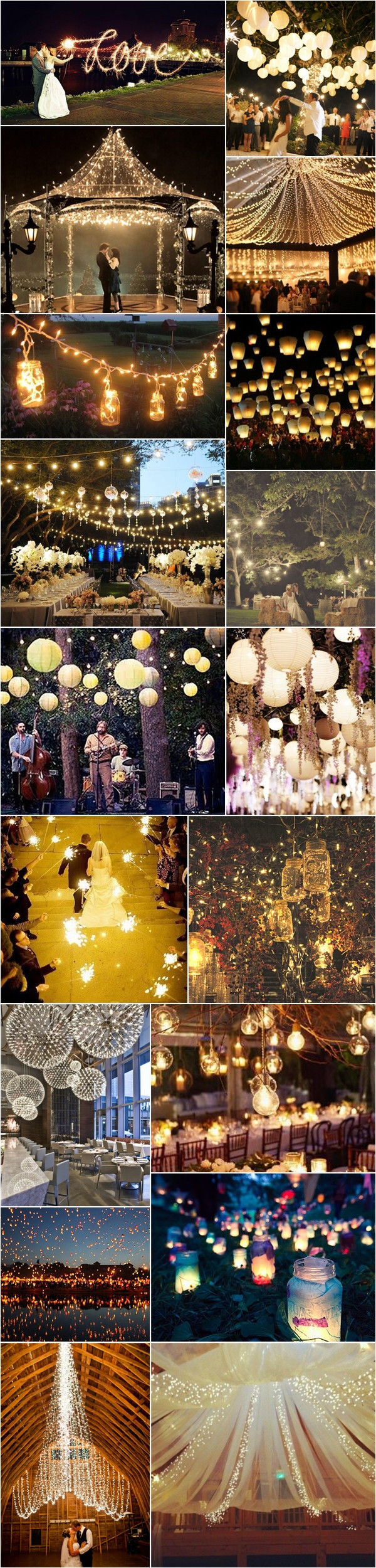 Outdoor Party Lighting Ideas s and