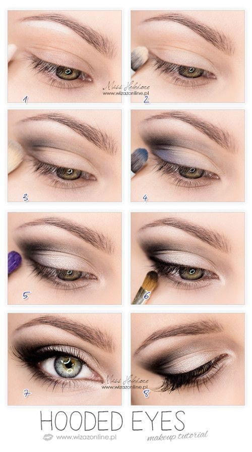 Hooded Eyes Makeup Tutorial Pictures Photos And Images For