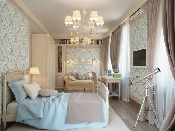 Bedroom Design Inspiration Decoration Ideas: Luxury Bedroom Decorating Ideas For Young Women Pictures