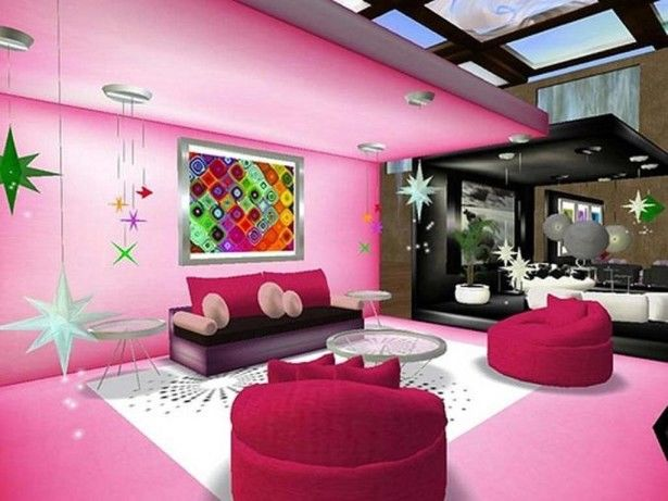 Cool ideas to decorate your room pictures photos and for Teenage living room ideas