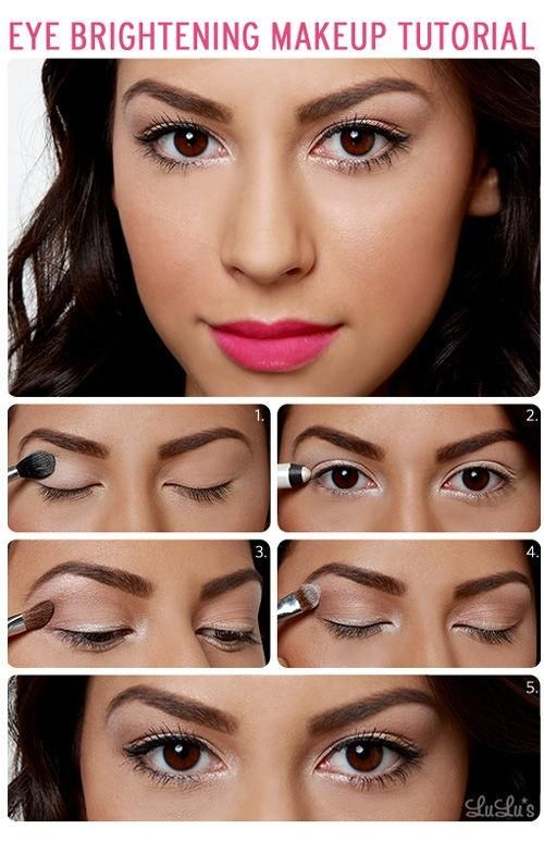 eye brightening makeup tutorial pictures photos and images for