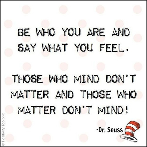 Say What You Feel Quotes. QuotesGram