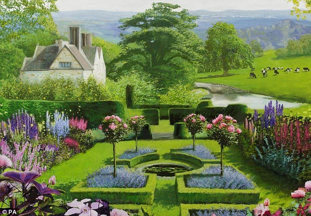 Formal English Garden Pictures Photos And Images For
