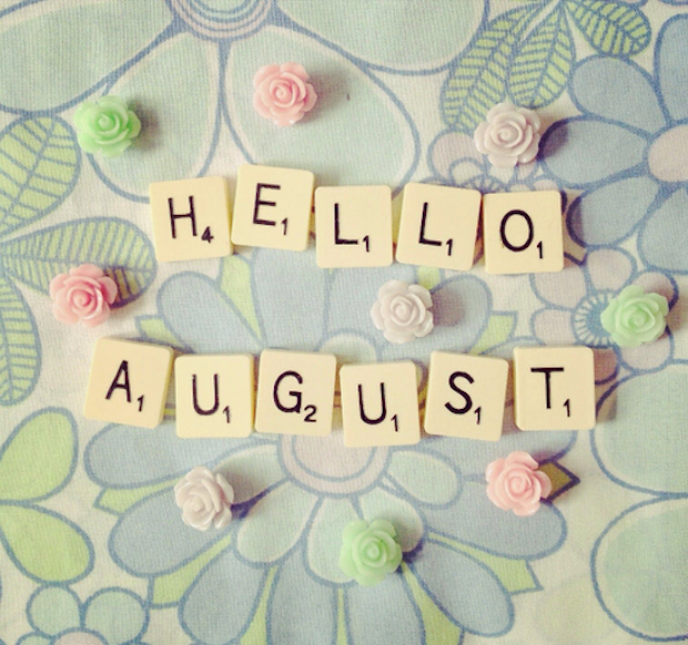Hello August Pictures, Photos, and Images for Facebook, Tumblr ...