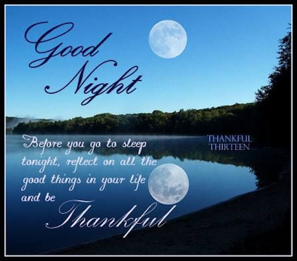 Image result for good night full moon quotes