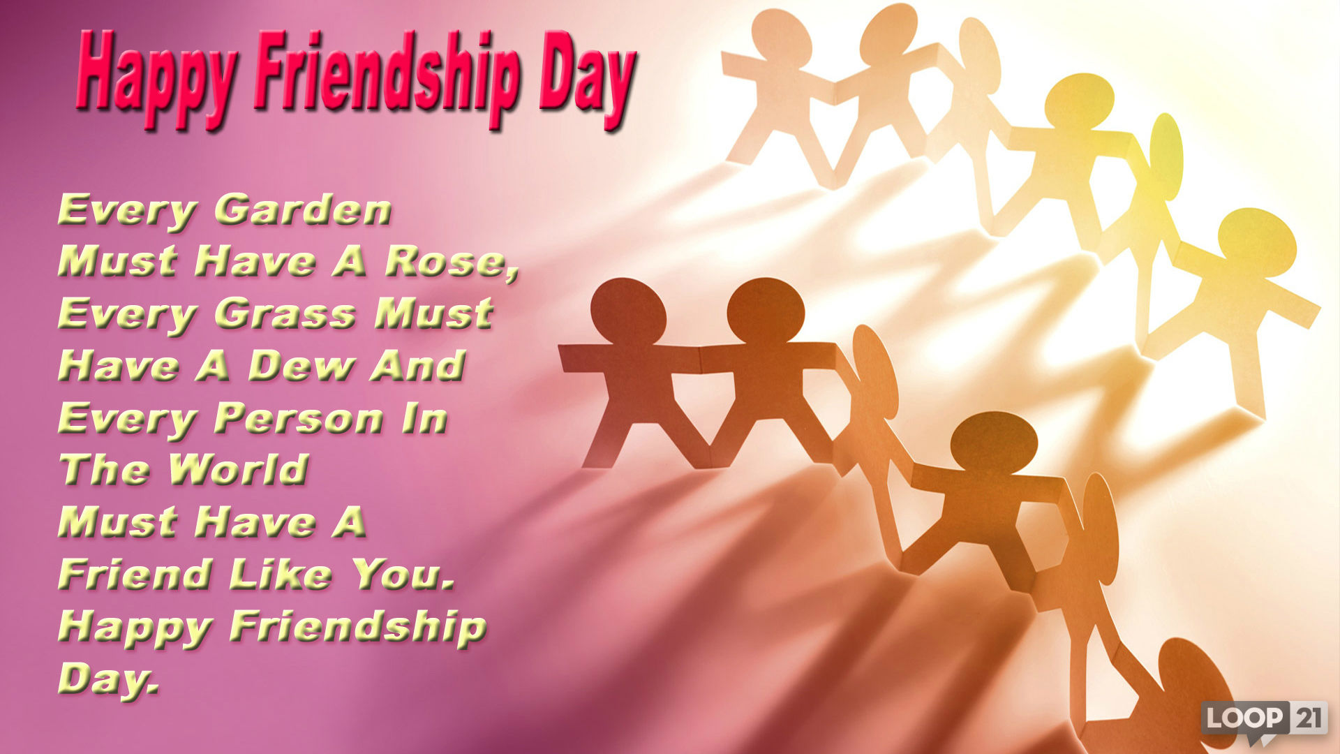 A Quote About Friendship Friendship Day Quote Pictures Photos And Images For Facebook