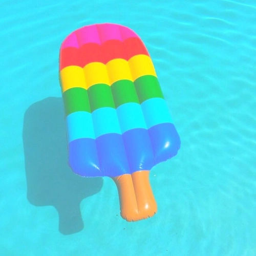 Fresh Ice Cream Stick In Summer Wallpaper Vector: Popsicle Pool Floater Pictures, Photos, And Images For