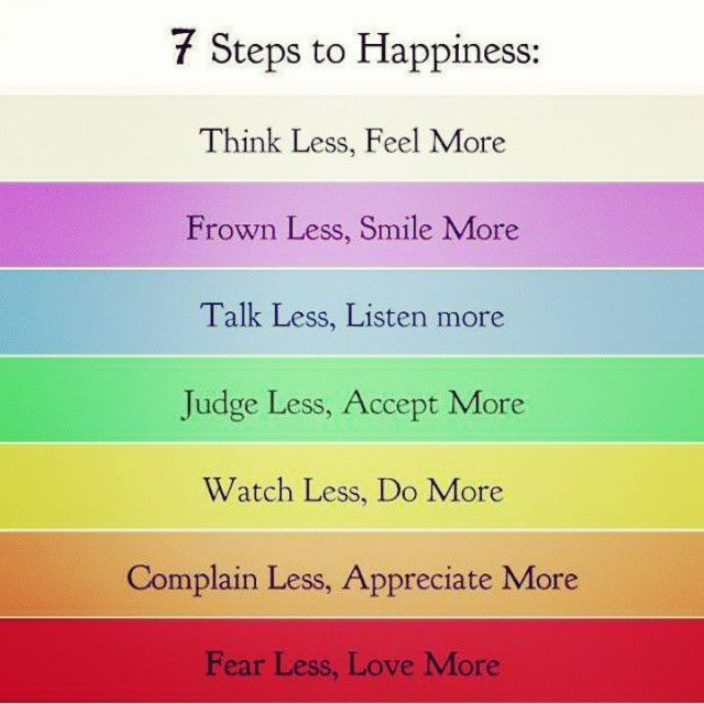 7 Steps To Happiness Pictures, Photos, and Images for ...